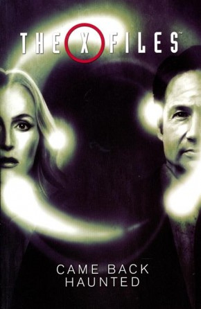 X-FILES 2016 VOLUME 2 COME BACK HAUNTED GRAPHIC NOVEL