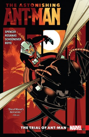 ASTONISHING ANT-MAN VOLUME 3 TRIAL OF ANT-MAN GRAPHIC NOVEL