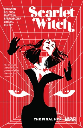 SCARLET WITCH VOLUME 3 THE FINAL HEX GRAPHIC NOVEL