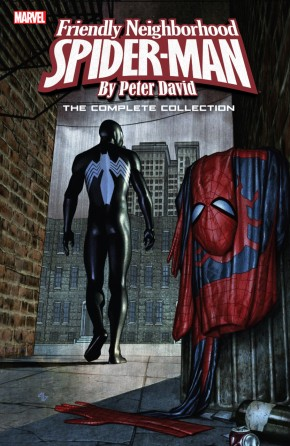SPIDER-MAN FRIENDLY NEIGHBORHOOD SPIDER-MAN BY PETER DAVID COMPLETE COLLECTION GRAPHIC NOVEL