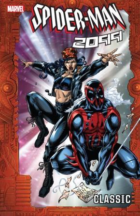 SPIDER-MAN 2099 CLASSIC VOLUME 4 GRAPHIC NOVEL