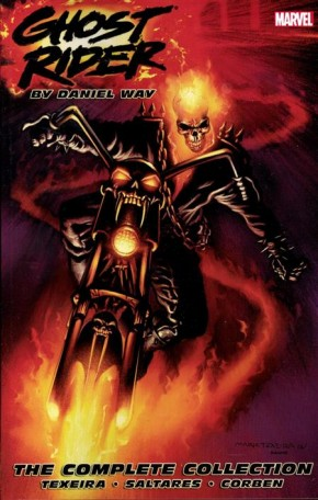 GHOST RIDER BY DANIEL WAY COMPLETE COLLECTION GRAPHIC NOVEL