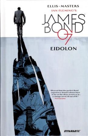 JAMES BOND VOLUME 2 EIDOLON HARDCOVER