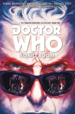 DOCTOR WHO 12TH DOCTOR VOLUME 6 SONIC BOOM HARDCOVER