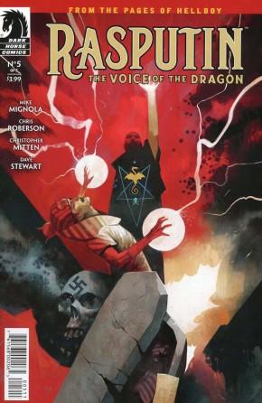 RASPUTIN VOICE OF THE DRAGON #5