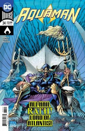 AQUAMAN #34 (2016 SERIES)