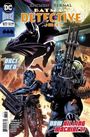 DETECTIVE COMICS #977 (2016 SERIES)