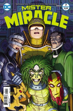 MISTER MIRACLE #7 (2017 SERIES)