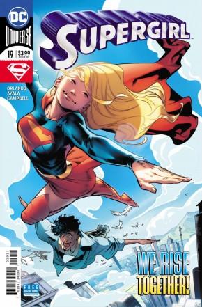 SUPERGIRL #19 (2016 SERIES)
