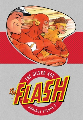 FLASH THE SILVER AGE OMNIBUS VOLUME 3 HARDCOVER