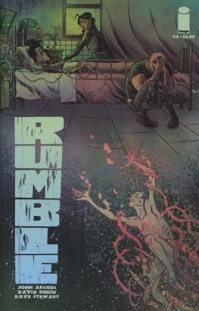 RUMBLE #4 (2017 SERIES)