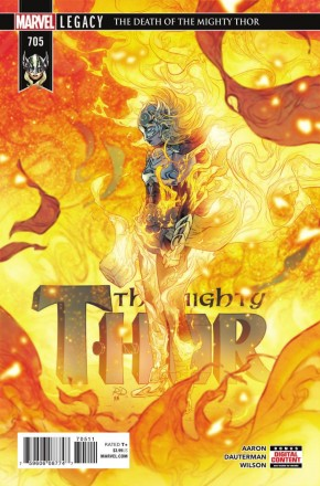 MIGHTY THOR #705 (2015 SERIES)