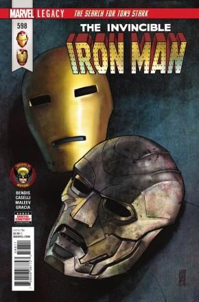 INVINCIBLE IRON MAN #598 (2016 SERIES)