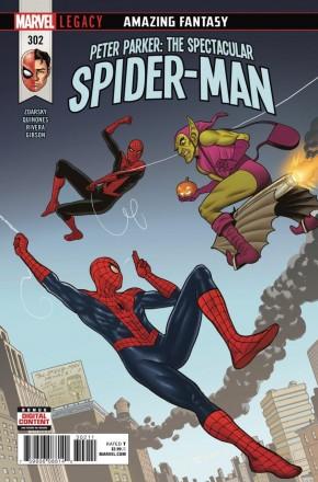 PETER PARKER SPECTACULAR SPIDER-MAN #302 (2017 SERIES)