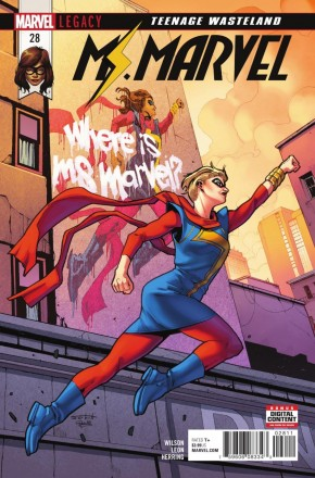 MS MARVEL #28 (2015 SERIES)