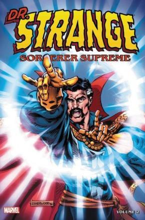 DOCTOR STRANGE SORCERER SUPREME OMNIBUS VOLUME 2 HARDCOVER