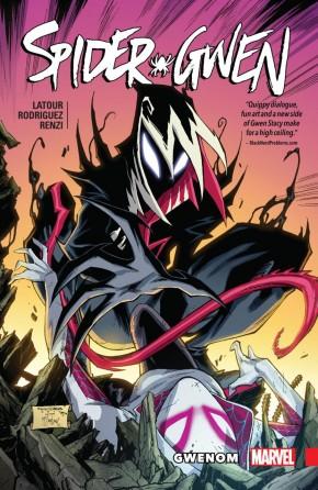 SPIDER-GWEN VOLUME 5 GWENOM GRAPHIC NOVEL