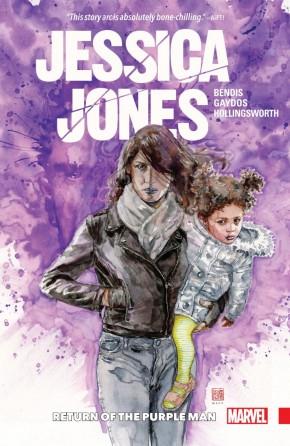 JESSICA JONES VOLUME 3 RETURN OF THE PURPLE MAN GRAPHIC NOVEL