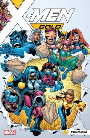 X-MEN GOLD VOLUME 00 HOMECOMING GRAPHIC NOVEL