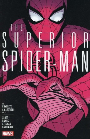 SUPERIOR SPIDER-MAN VOLUME 1 COMPLETE COLLECTION GRAPHIC NOVEL