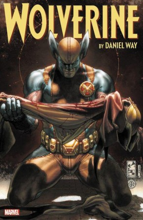 WOLVERINE BY DANIEL WAY COMPLETE COLLECTION VOLUME 4 GRAPHIC NOVEL
