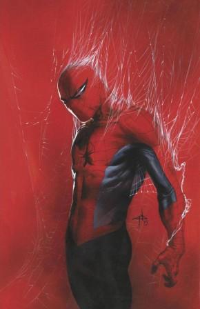 AMAZING SPIDER-MAN #800 DELLOTTO VIRGIN VARIANT - 1 IN 200 INCENTIVE