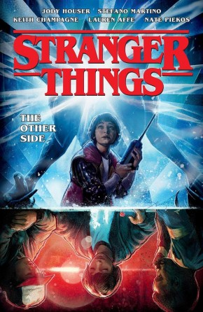 STRANGER THINGS VOLUME 1 THE OTHER SIDE GRAPHIC NOVEL