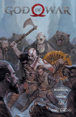 GOD OF WAR GRAPHIC NOVEL