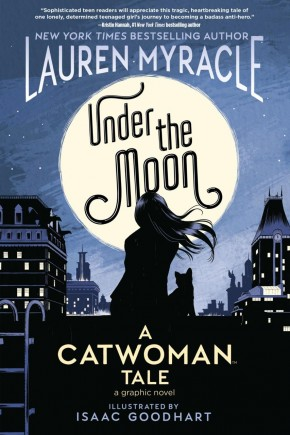 UNDER THE MOON A CATWOMAN TALE GRAPHIC NOVEL