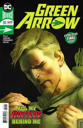 GREEN ARROW #50 (2016 SERIES)