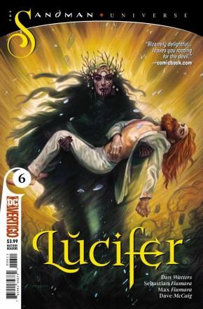 LUCIFER #6 (2018 SERIES)