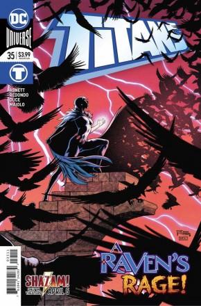 TITANS #35 (2016 SERIES)