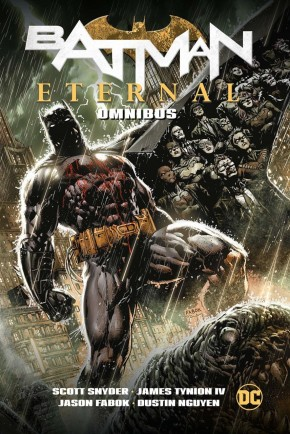 BATMAN ETERNAL OMNIBUS HARDCOVER