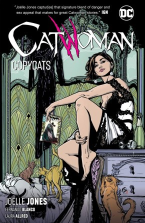 CATWOMAN VOLUME 1 COPYCATS GRAPHIC NOVEL