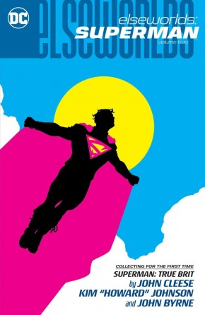 ELSEWORLDS SUPERMAN VOLUME 2 GRAPHIC NOVEL
