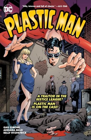 PLASTIC MAN GRAPHIC NOVEL