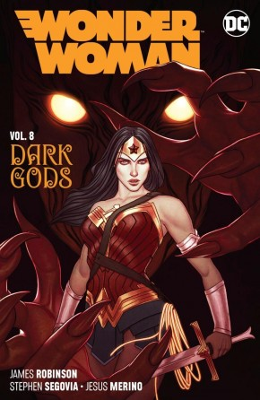 WONDER WOMAN VOLUME 8 DARK GODS GRAPHIC NOVEL