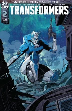 TRANSFORMERS #2 (2019 SERIES)