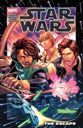 STAR WARS VOLUME 10 THE ESCAPE GRAPHIC NOVEL