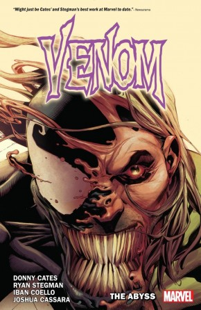 VENOM BY DONNY CATES VOLUME 2 THE ABYSS GRAPHIC NOVEL