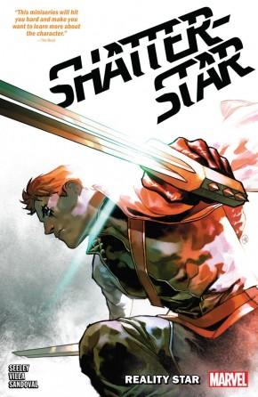 SHATTERSTAR REALITY STAR GRAPHIC NOVEL