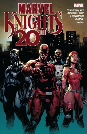 MARVEL KNIGHTS 20TH GRAPHIC NOVEL