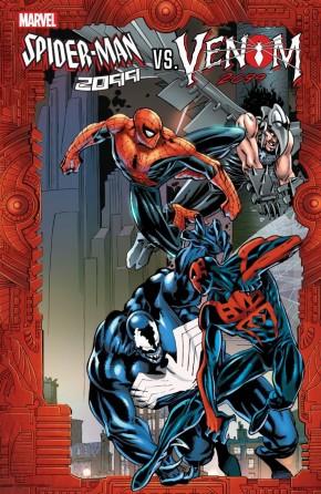 SPIDER-MAN 2099 VS VENOM 2099 GRAPHIC NOVEL