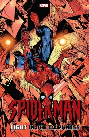 SPIDER-MAN LIGHT IN THE DARKNESS GRAPHIC NOVEL