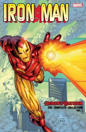 IRON MAN HEROES RETURN THE COMPLETE COLLECTION VOLUME 1 GRAPHIC NOVEL