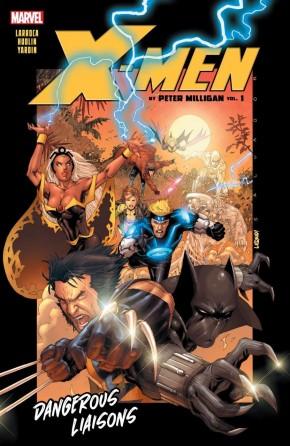 X-MEN BY PETER MILLIGAN VOLUME 1 DANGEROUS LIAISONS GRAPHIC NOVEL