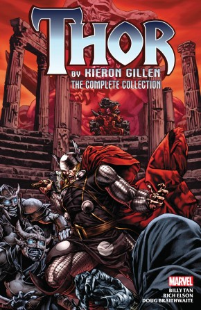 THOR BY KIERON GILLEN THE COMPLETE COLLECTION GRAPHIC NOVEL (NEW PRINTING)