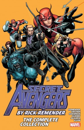 SECRET AVENGERS BY RICK REMENDER THE COMPLETE COLLECTION GRAPHIC NOVEL