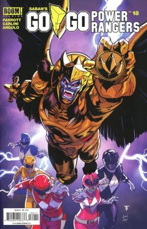 GO GO POWER RANGERS #18 (RANDOM COVER)