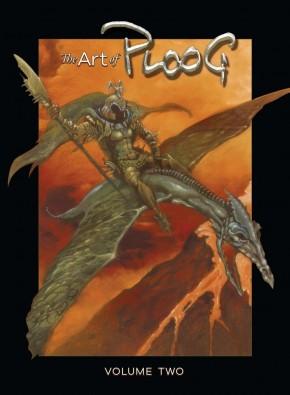 ART OF MIKE PLOOG VOLUME 2 HARDCOVER